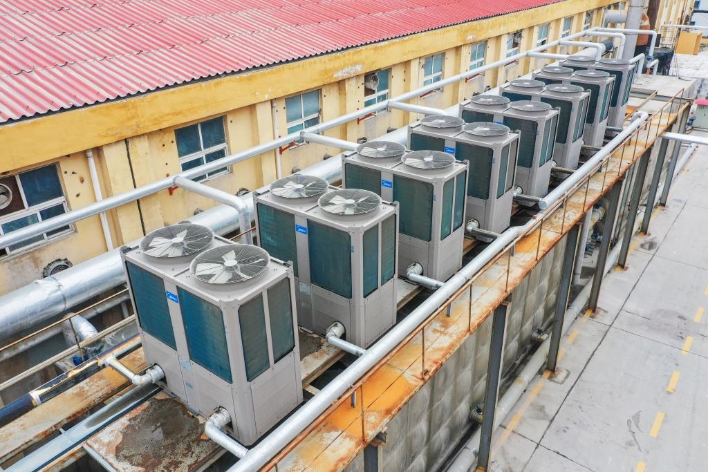 潍坊煤改电空气源热泵为什么得到普遍应用-潍坊空气源工程安装公司