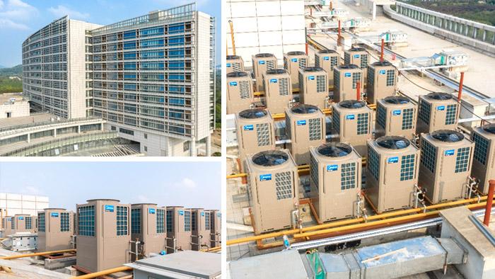 医院热水项目方案-潍坊空气源工程安装公司