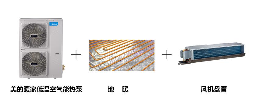 潍坊老旧小区采暖工程煤改电空气源热泵解决方案-潍坊空气源工程安装公司