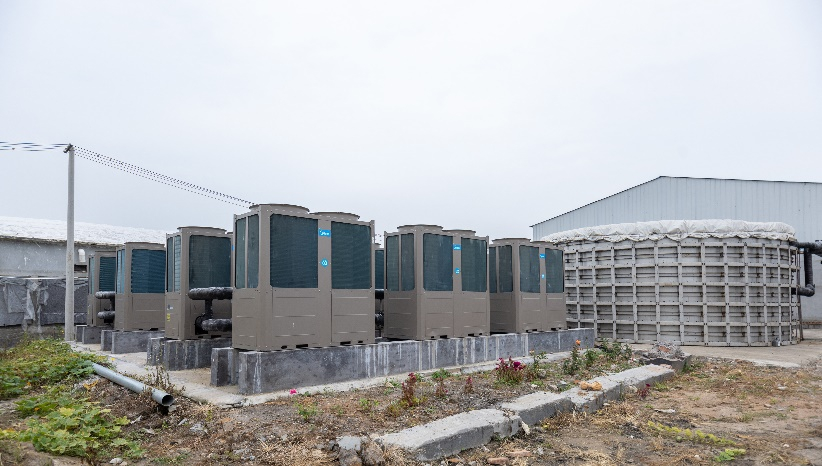 潍坊恒温鱼塘使用空气源热泵养鱼有什么优点-潍坊空气源热泵公司