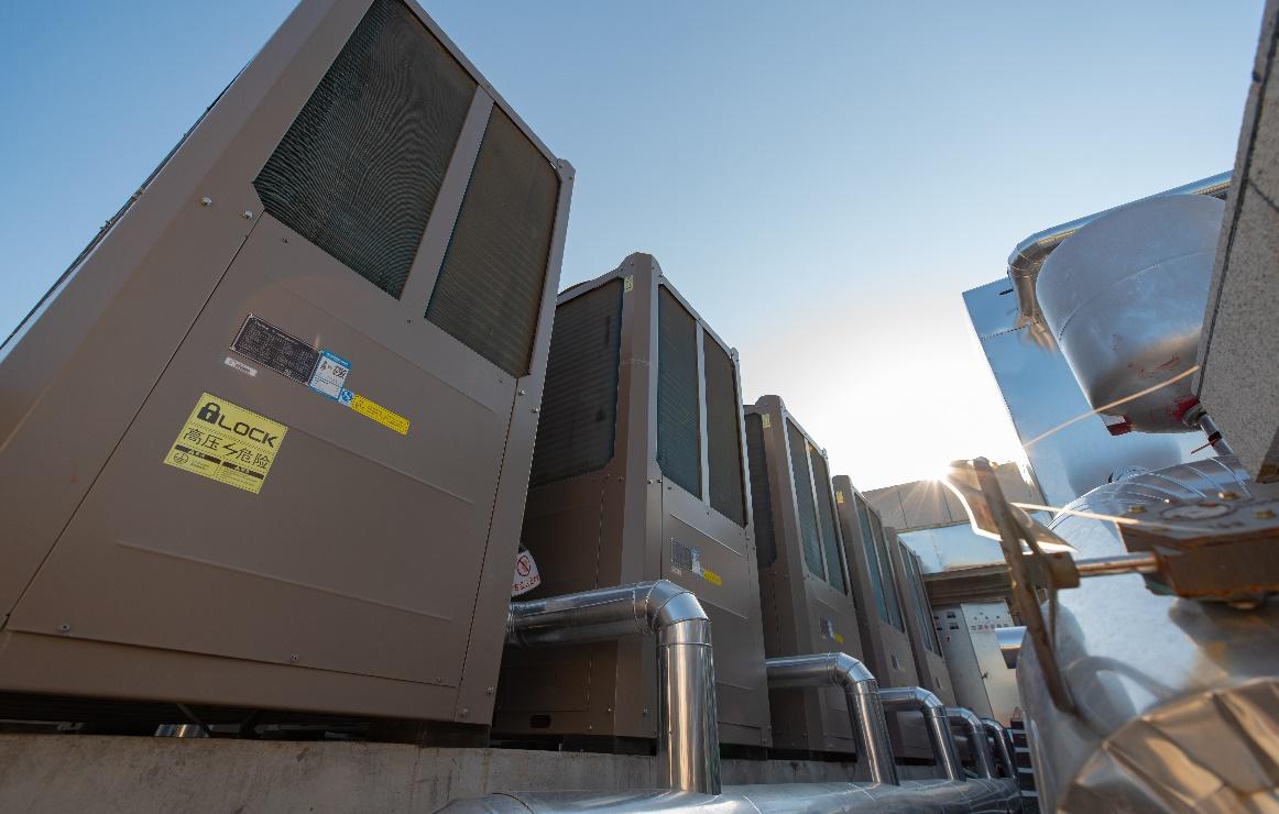 潍坊空气能热泵采暖系统使用要注意的点-潍坊空气源热泵公司