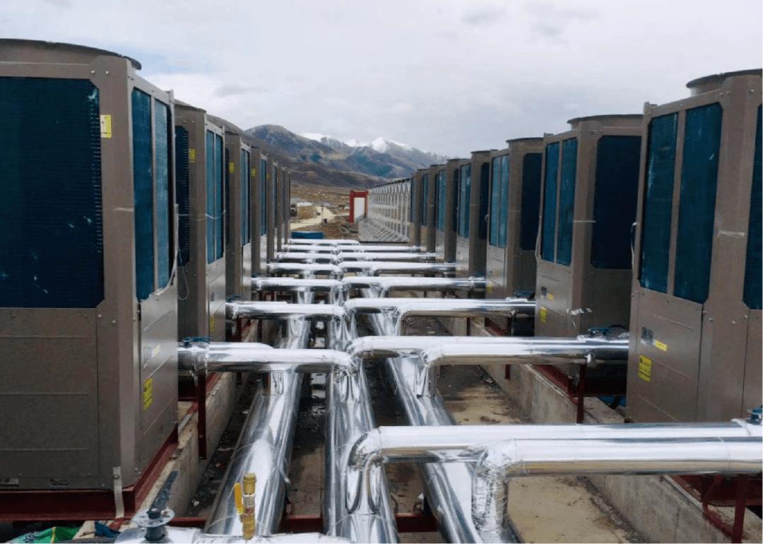 山东空气能热泵工程运作过程分析-潍坊空气源工程安装公司