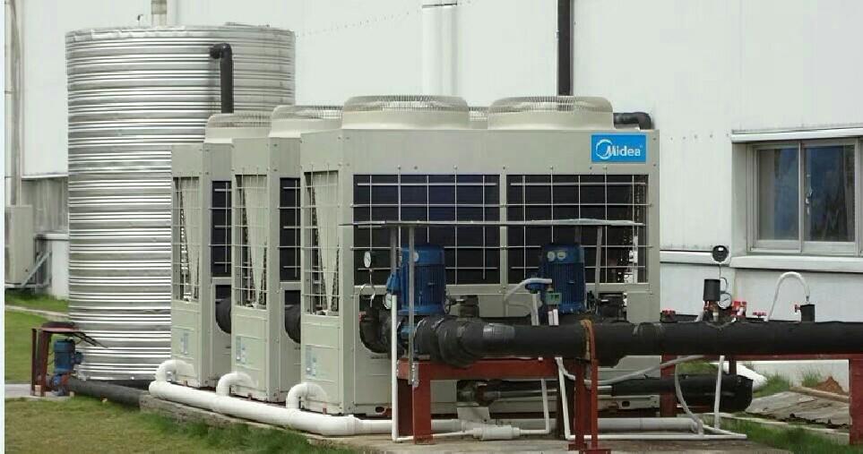 潍坊商用空气能热泵热水机组如何选择?-潍坊空气源工程安装公司