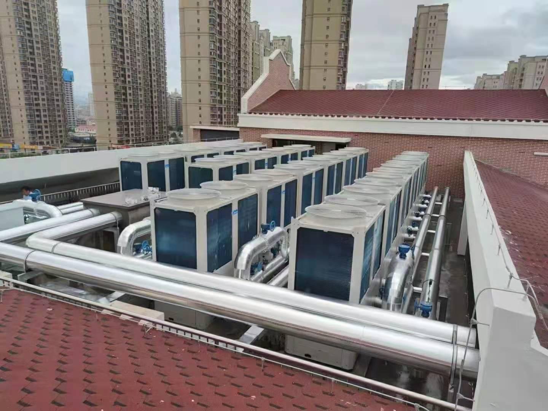 空气源热泵为何优于别的空调设备?-潍坊空气源工程安装公司